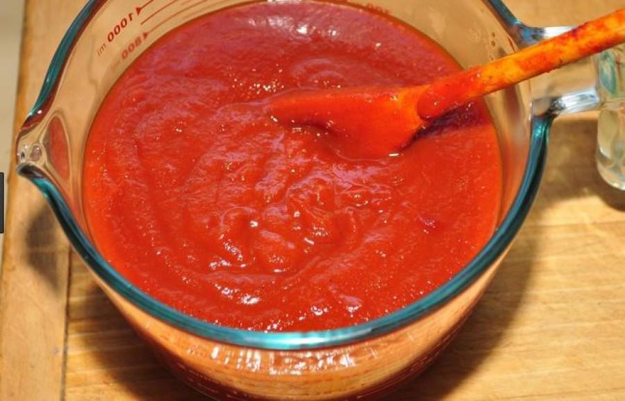 A legfinomabb ketchup HÁZILAG!