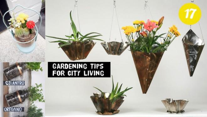 Összegyűjtöttük a 17 legzseniálisabb kertészeti ötletet!