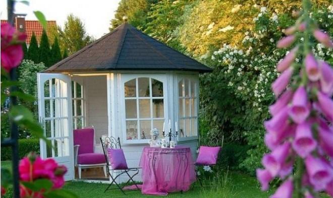 Álomszép kerti pavilonok, amiket sajátkezűleg is elkészíthetsz!
