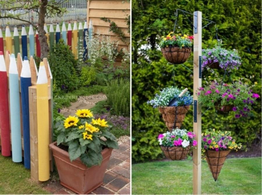 Inspiráló ötletek kertbarátoknak!