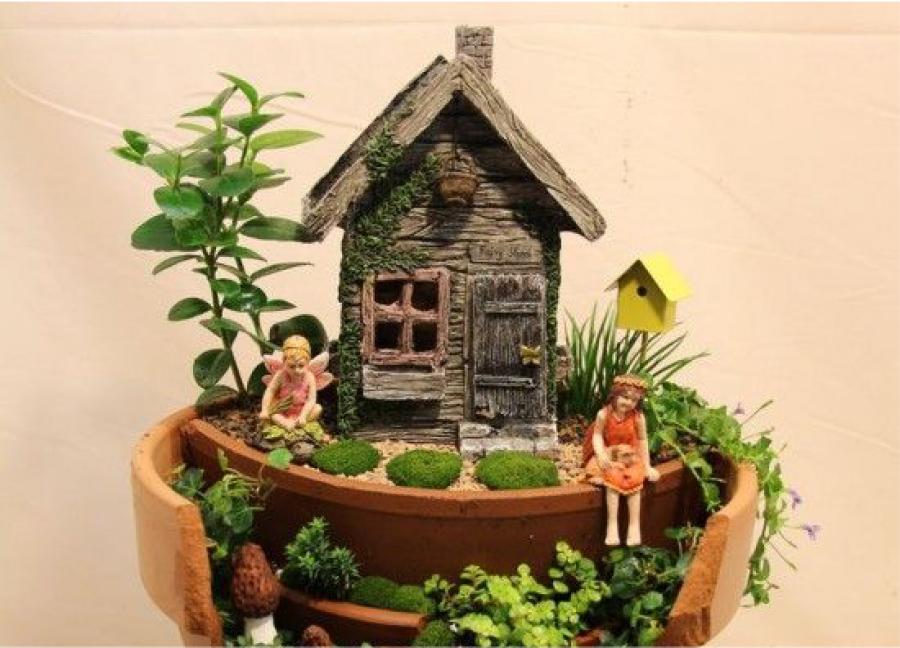 Gyönyörű mini-kertek, amikkel feldobhatod az otthonodat!
