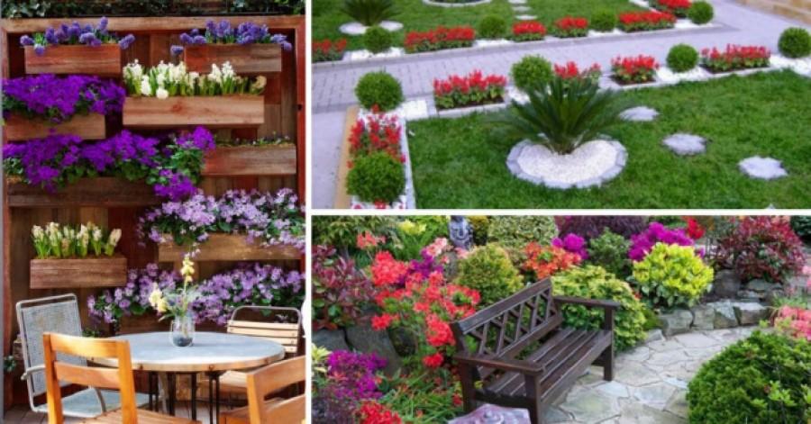 Ellestünk pár jó ötletet a belga kertészektől és kertépítőktől.
