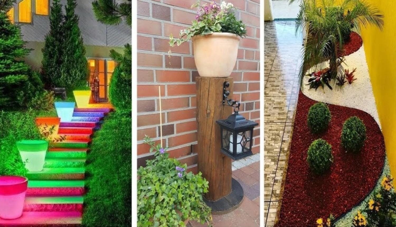 30 csodálatos kerti ötlet, ami varázslatosan széppé teszi az udvarodat (videó)