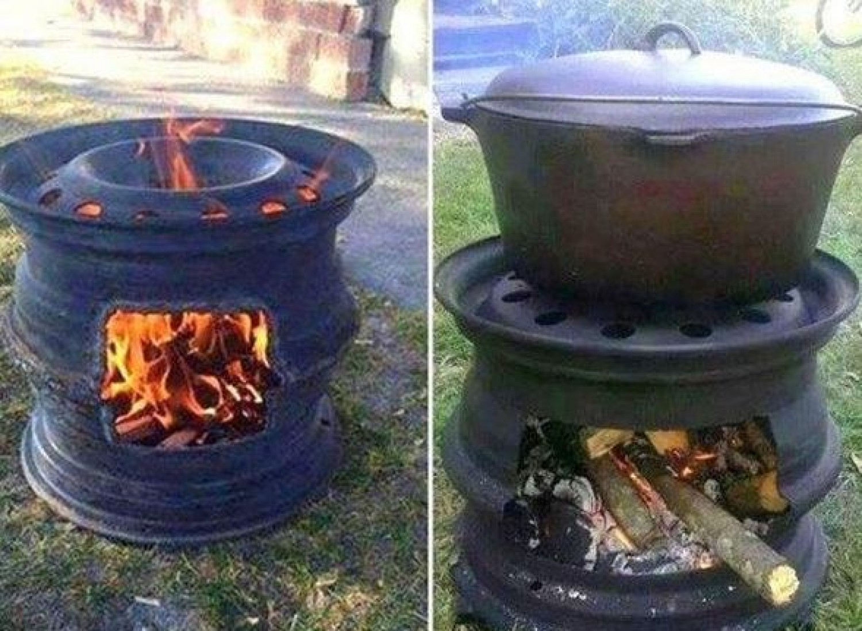 Fantasztikus ötletek grillezőhelyek kialakításához!