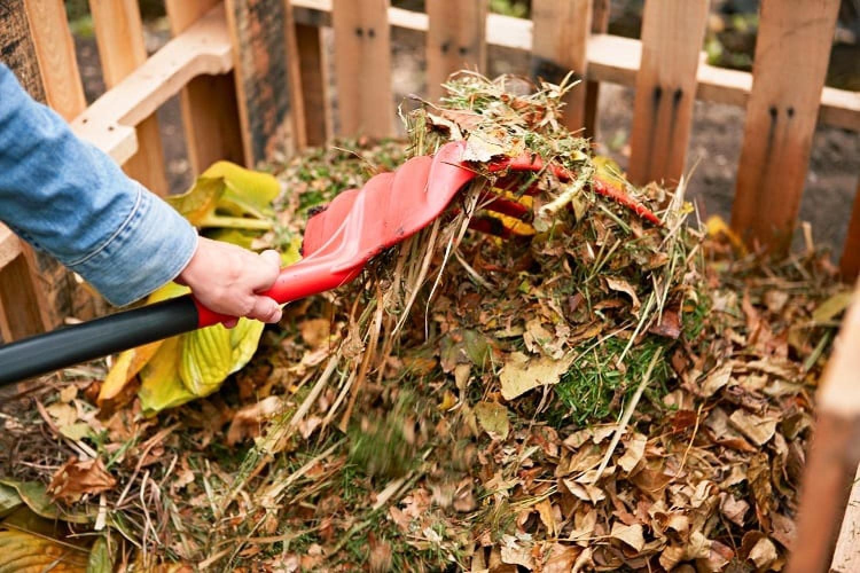 A bőven termő kert titka: a komposzt